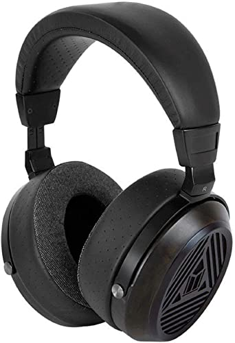 Monolith M570 Over Ear Open Back Planar Magnetic Driver Headphone with a Plush, Padded Headband and Earcups