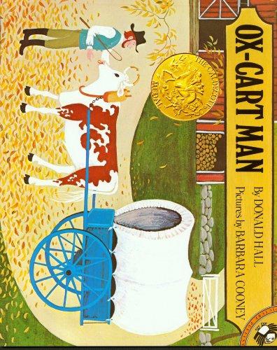 Ox-Cart Man -(Book & Audio CD)