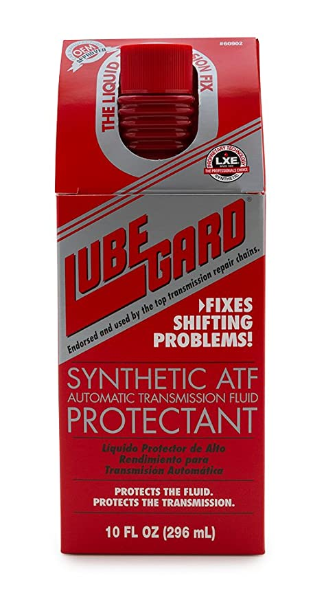 Lubegard 60902 Automatic Transmission Fluid Protectant 10 Oz
