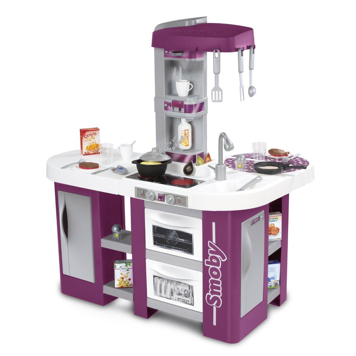 Smoby Cocina Studio XL, color morado (24129): Amazon.es: Juguetes y ...