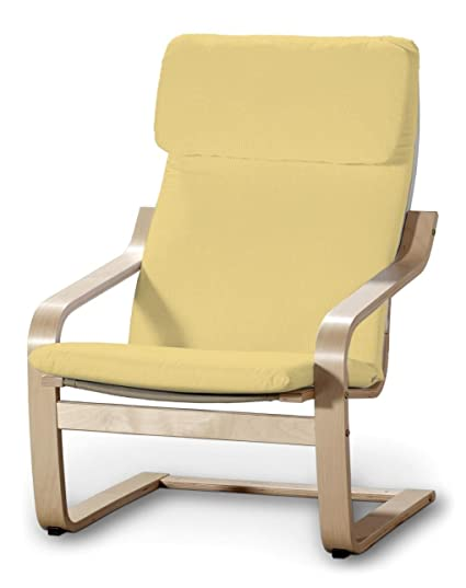 Dekoria Fire retarding IKEA Poäng sillón Cubierta (Fija, con ...