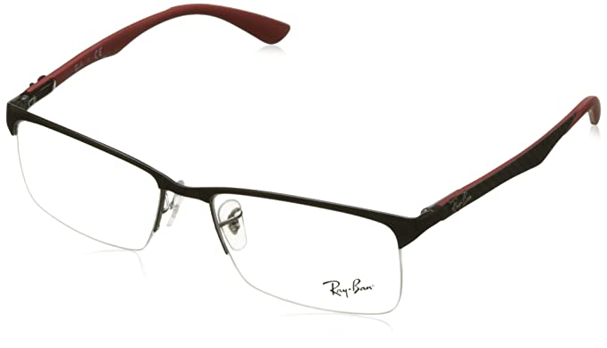 c4ce0fa450 Image Unavailable. Image not available for. Colour  Ray-Ban Men s RX8416  Eyeglasses