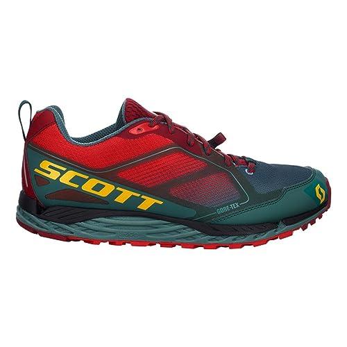 Tex Trail Kinabalu Gore 2 0 Scarpa T2 Rosso Da Running 2016 Scott dCrtshQ