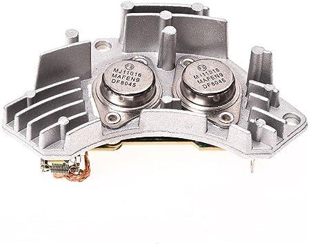 R TOOGOO Resistor de ventilador de motor de calentador para Citroen Xantia Berlingo Picasso Xsara Resistor de soplador para Citroen