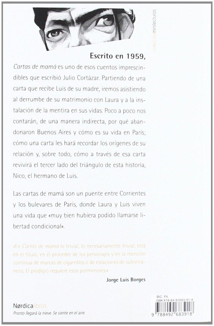 Cartas de mamá: Julio Cortázar: 9788492683918: Amazon.com: Books