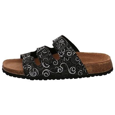 Quick Schuh 274072 Größe 36 Black/Multi Q215gnlhR