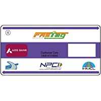 Fastagdoc HDFC/Axis Bank Fastag for Cars, LCV's, Bus and Trucks