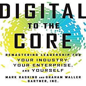 Digital to the Core Audiobook