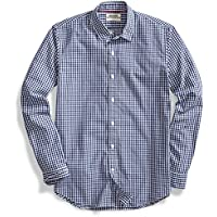 goodthreads de los hombres standard-fit Long-Sleeve Camisa Gingham