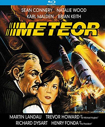 Blu-ray : Meteor (Blu-ray)