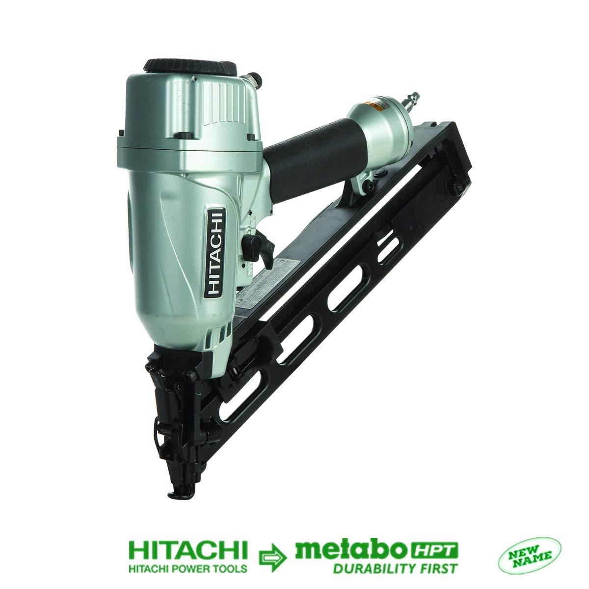 Hitachi NT65MA4 15-Gauge Angled Finish Nailer