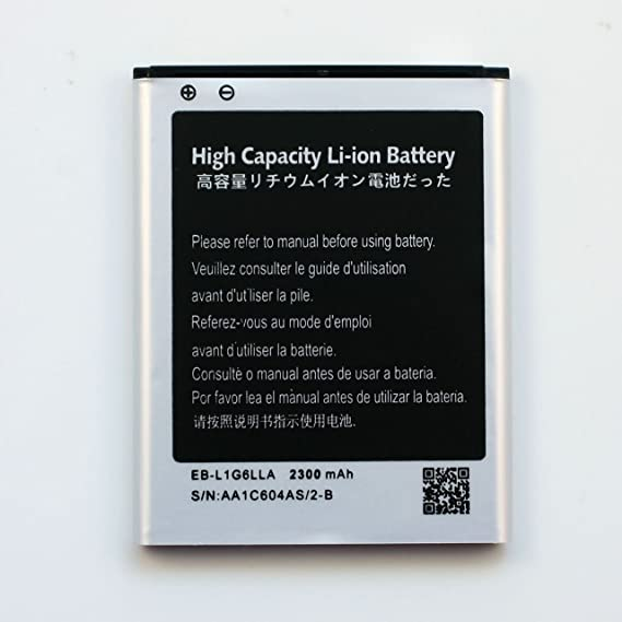 Battery EB-L1G6LLA EB-L1G6LLU EB-L1G6LLZ For Samsung I747 L710 T999 R530  I535 / Samsung Galaxy S III GT-I9300 / Samsung Galaxy S III SGH-I747 /