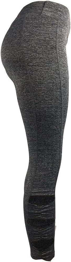 Zainafacai/_yoga pants Womens Activewear,Yoga Capris Sports Leggings Activewear Bottoms with Mesh and Criss Cross Straps