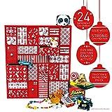 HYGGEHAUS Wooden Advent Calendar for Kids and
