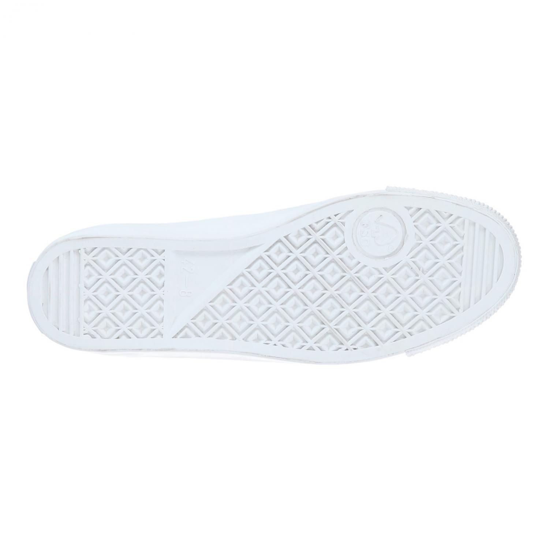 Ethletic Sneaker Vegan LoCut Collection 18 - - - Farbe True Blood/Weiß Aus Bio-Baumwolle - de873c