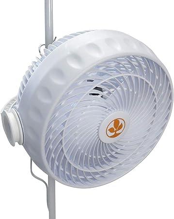 Ventilador de aire con clip pinza 18cm 30W Secret Jardin (Monkey Fan MF30): Amazon.es: Electrónica