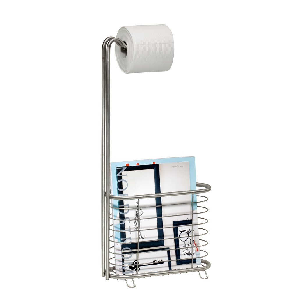 toilet holder bathroom pedestal free nickel home depot attachment ceramic paper rhampizzalebanoncom trends alexandria collection unique rhthemandrelcom standing delta brushed