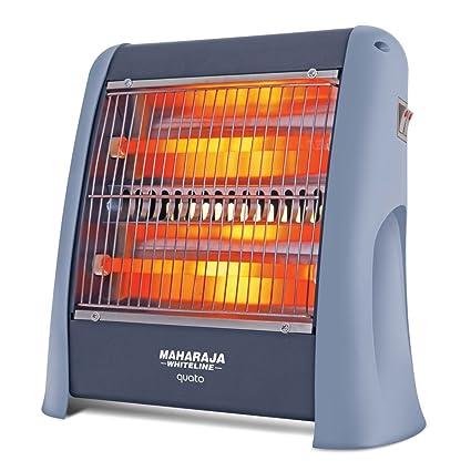 Maharaja Whiteline Quato 800 Watt Quartz Heater Amazon In Home