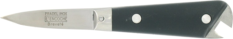 Inox Couteau à huitres L/'ENCOCHE FRANCE marque LA FOURMI BREVETE