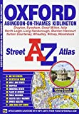 A-Z City of Oxford Map (Street Atlas)