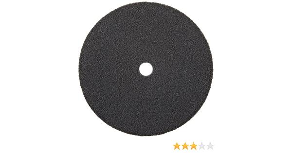 Abrasive Grit 5000 RPM 6 x 1//4 x 3//8 2S FIN Scotch-Brite 18594 EXL Unitized Wheel Pack of 8 6 Diameter