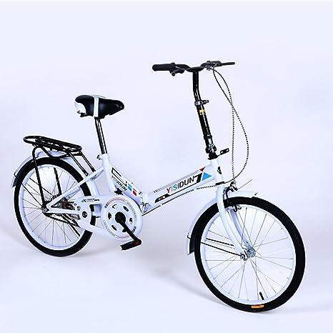 XQ XQ161URE 20 Pulgadas Bicicleta Plegable Velocidad Única ...