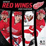 Detroit Red Wings 2020 Calendar