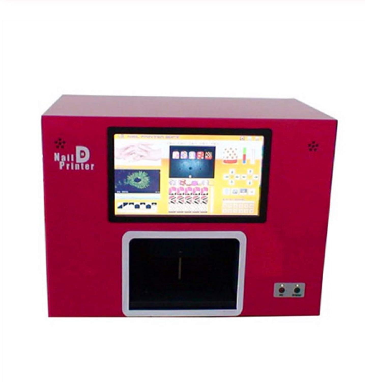 TZ@ Impresora de uñas digital inteligente con pantalla ...