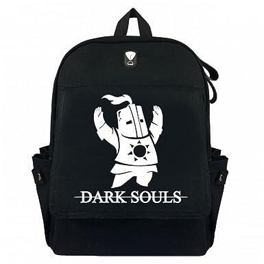 Gumstyle Dark Souls Backpack Rucksack Knapsack Schoolbag Book Bag Daypack  Satchel for Boys and Girls Cosplay 44eae0724d
