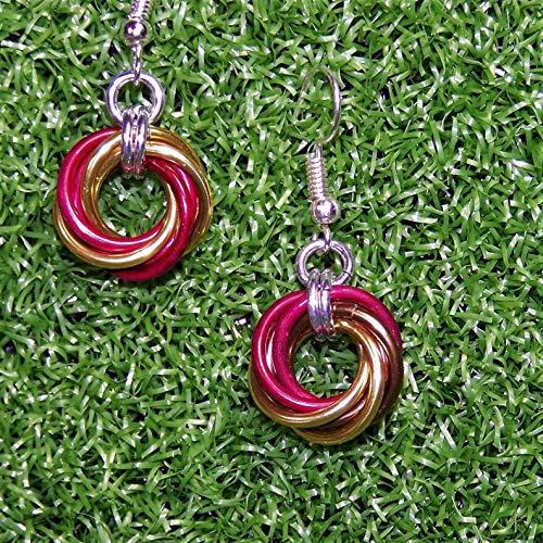 Redskins Earrings ()
