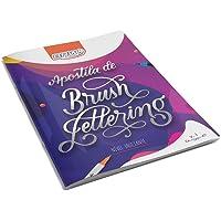 Apostila Brush Lettering, Brw, 24956, Para Iniciantes