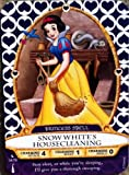 Sorcerers Mask of the Magic Kingdom Game, Walt Disney World - Card #34 - Snow White's Housecleaning