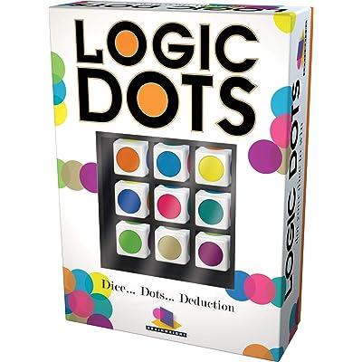 Brainwright Logic, Dice Dots Deduction Puzzle: Toys & Games [5Bkhe1007322]