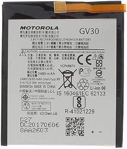 Interner Akku Gv30 2630 Mah Motorola Moto Z Xt1650 05 Elektronik