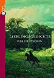 img - for Die Lieblingsgedichte der Deutschen. book / textbook / text book