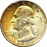 1948 D Washington Quarters (1932-98) Quarter MS67 PCGS\CAC