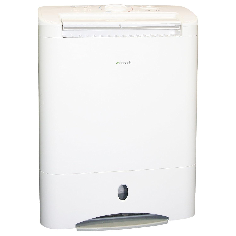 EcoSeb DD322EA-SIMPLE Desiccant Dehumidifier, 21-Pint, White, 120V