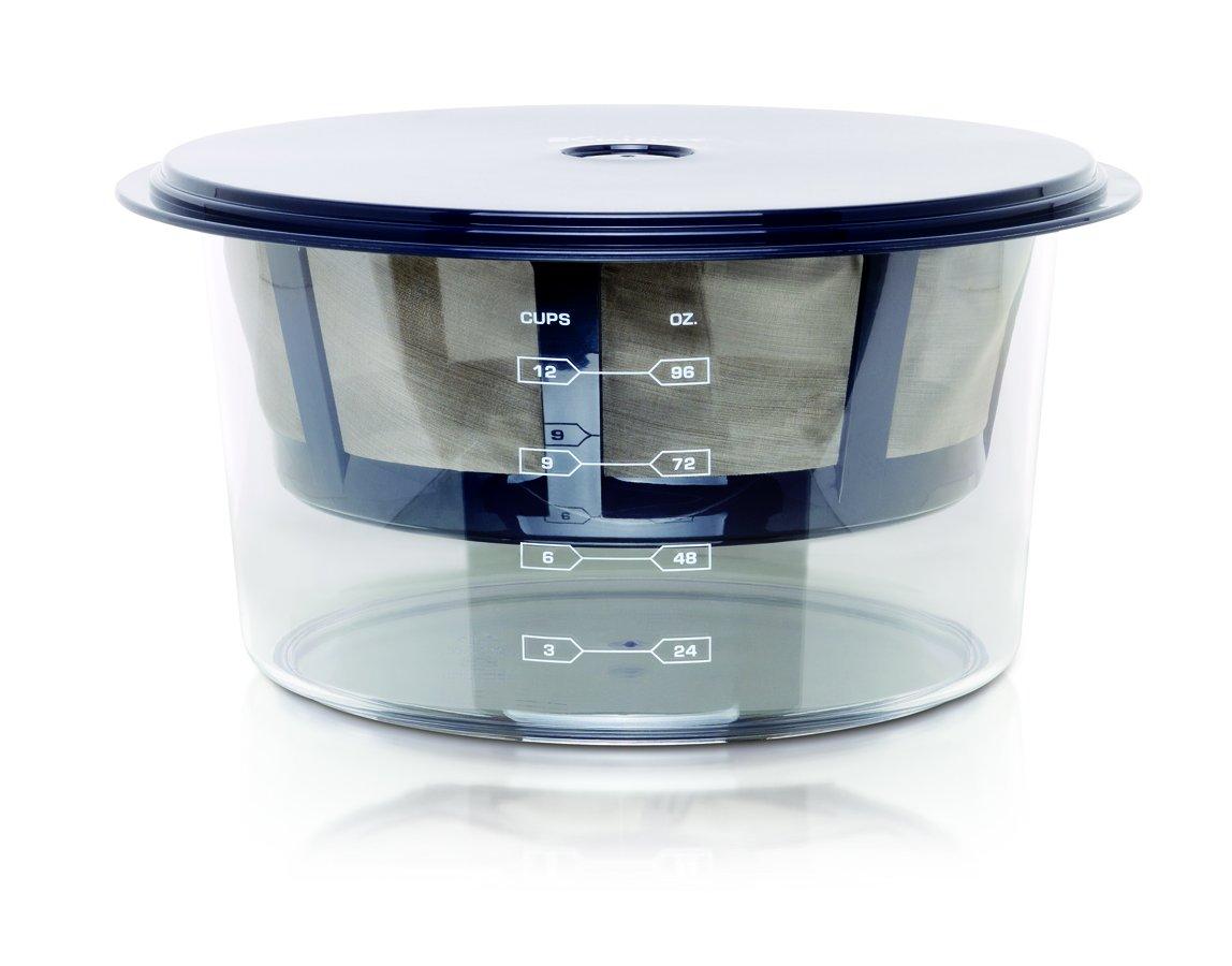Euro Cuisine Greek Yogurt Maker GY60 Stainless Steel Basket B00IMH7SJY