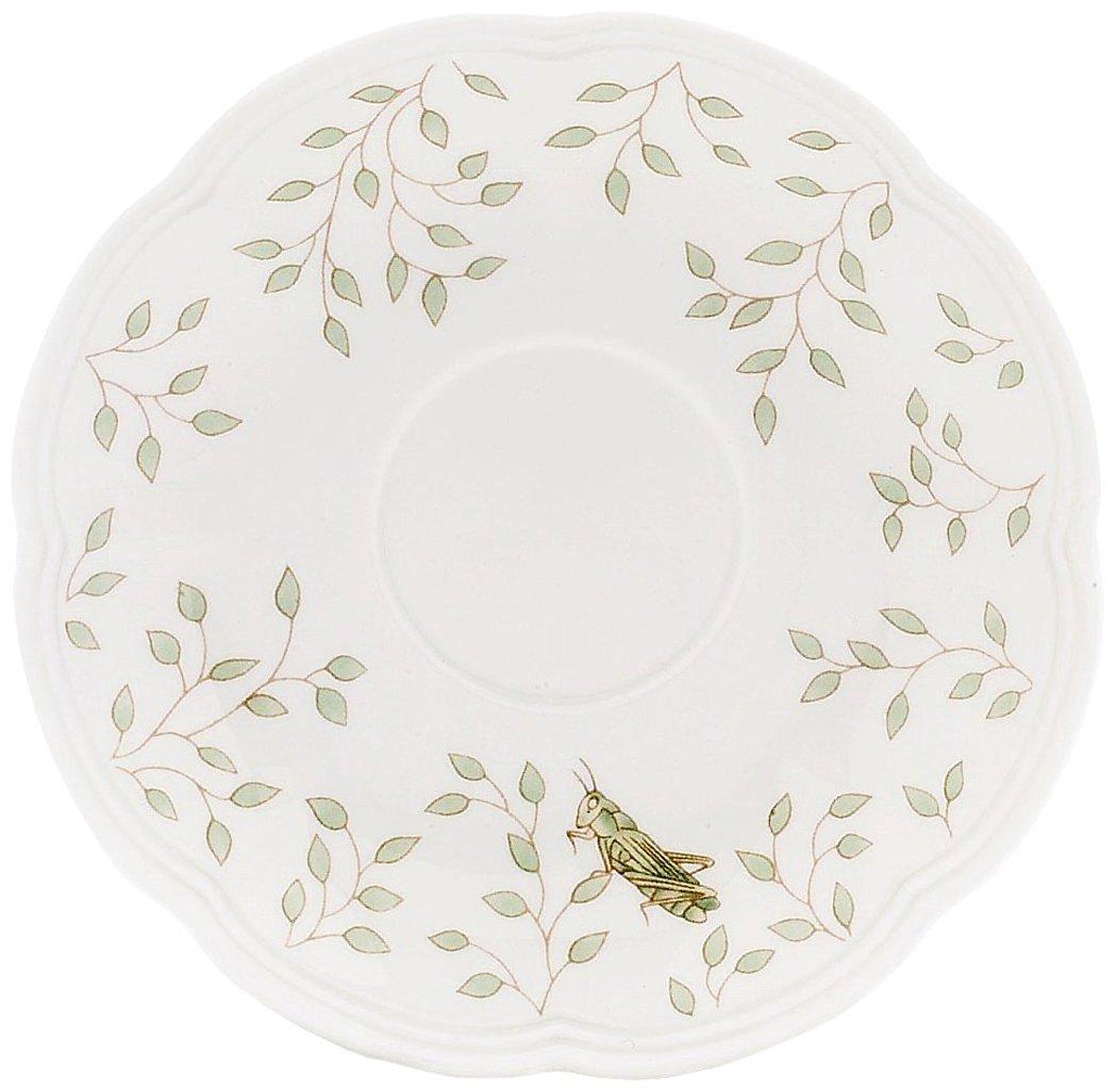 Lenox Butterfly Meadow Saucer Set of 4