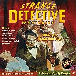 Strange Detective Mysteries 1, October 1937