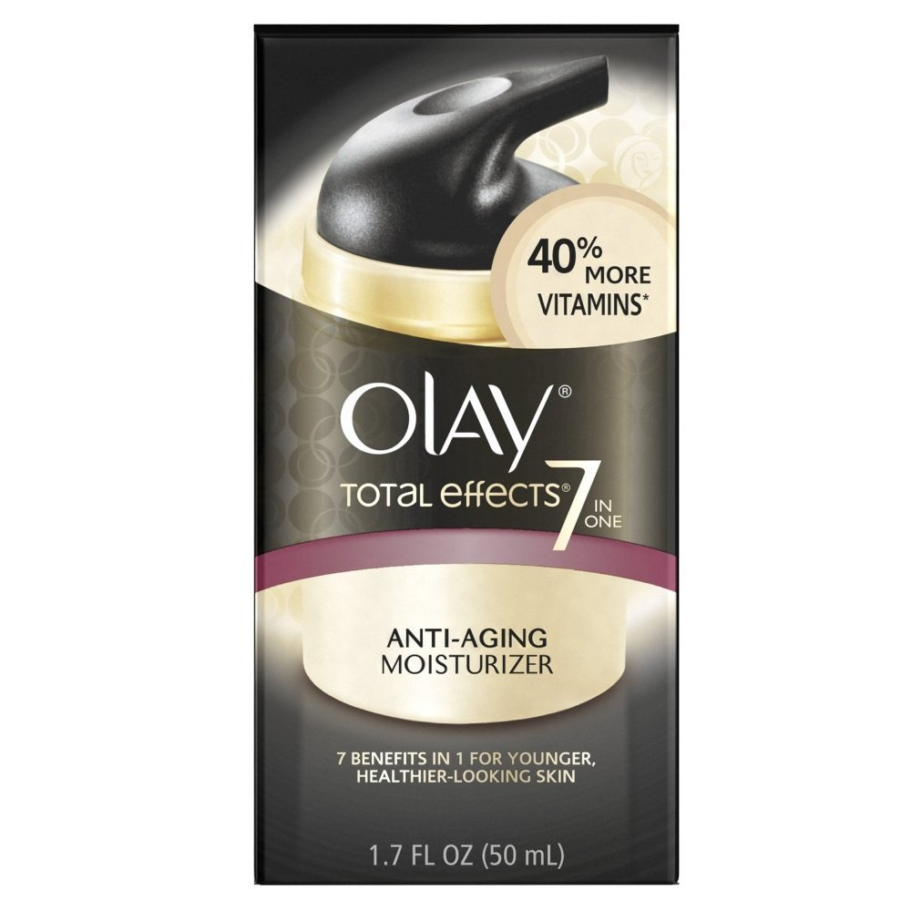 Olay Te Dly Moisturuzer C Size 1.7z Olay Total Effects Daily Moisturizer Cream 1.7z