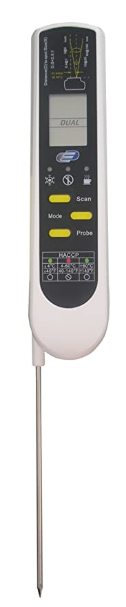 TFA 31.1119.K - Termómetro digital de infrarrojos, conforme EN13485