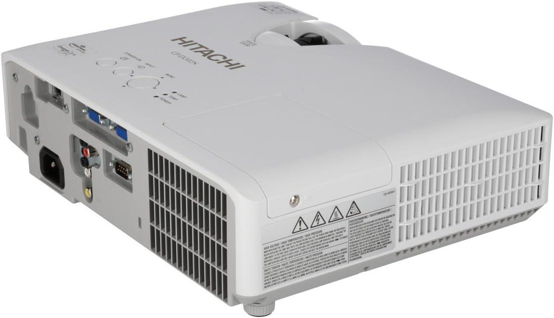 Hitachi CP-EX302N Video - Proyector (3200 lúmenes ANSI, 3LCD, XGA ...