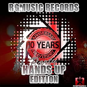 Various Artists-RG Music Records 10 Years Anniversary Party (Hands Up Edition)