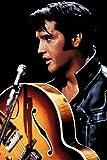 Elvis Presley Poster Print, 24x36 Poster Print, 24x36