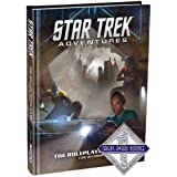 Modiphius Entertainment Star Trek Adventures Core Rulebook RPG for Adults, Family and Kids 13 Years Old and Up (Licensed Sci-