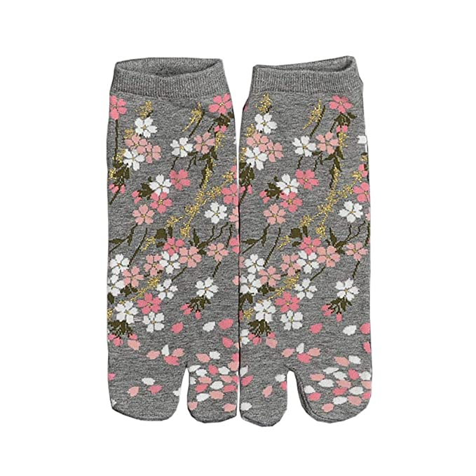 calcetín dos dedos japonés