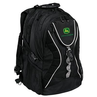 John Deere Black Hawk Backpack free shipping