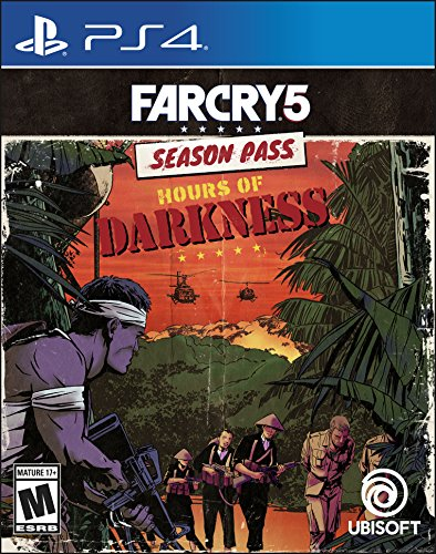 Far Cry 5 Hours of Darkness  - PS4 [Digital Code] by Ubisoft