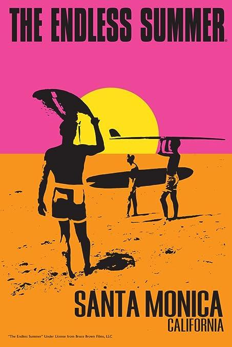 Amazon.com: Santa Monica, California - The Endless Summer ...